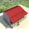 High Quality Prefabricated Houses for Outdoor Temporary Storage with Shockproof