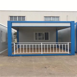 Specially Designed Container House for Quick Installation of Prefabricated Houses in Office Buildings