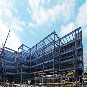 High Quality Steel Structure Warehouse for Large Factory Workshops