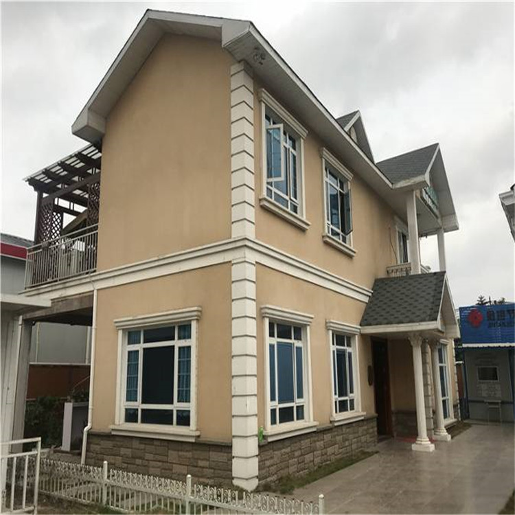 Super Durable Prefabricated House for Temporary Modular Eps Cement Sandwich Panel Houses