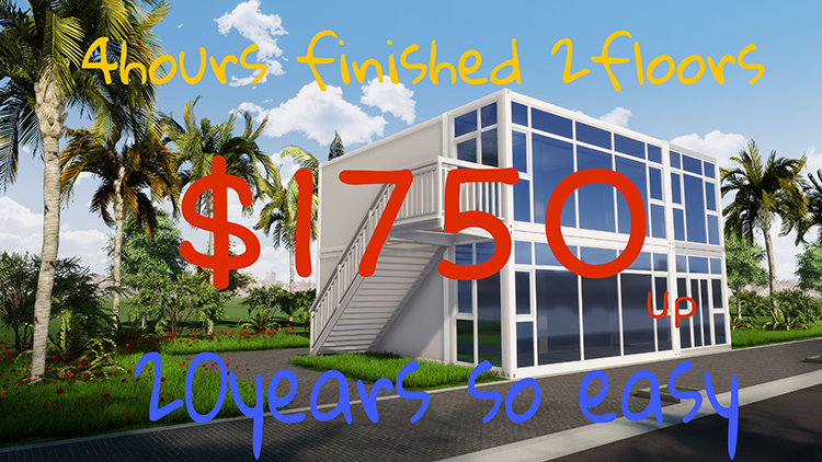 Is it worth to buy a container homes?