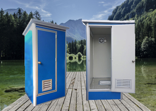 Prefabricated Bathroom Design Outdoor Portable Toilets Mobile Shower Room