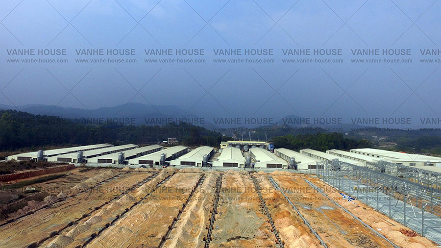 Nigeria Poultry House Project