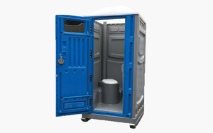 China Portable luxury mobile toilet manufacturer outdoor movable bio toilet for park