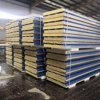 EPS sandwich panels thermal insulation fireproof foam board removable wall panels
