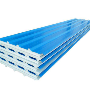 High Quality And Competitive Price Cladding System Roof Sandwich Panel
