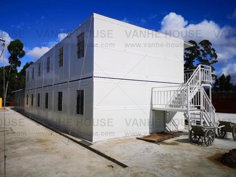 Philippines Folding Container House Project