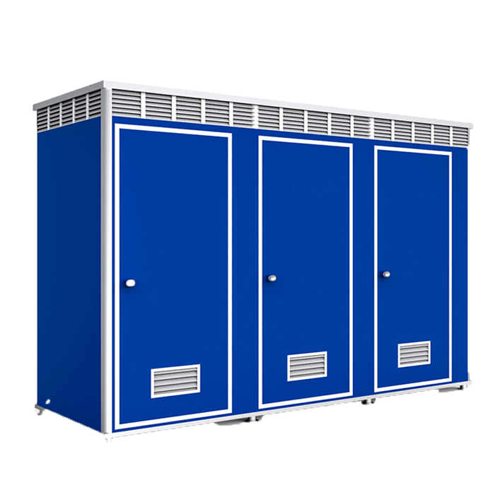 China manufacturer of durable squat/sitting sandwich panel mobile portable toilet factory