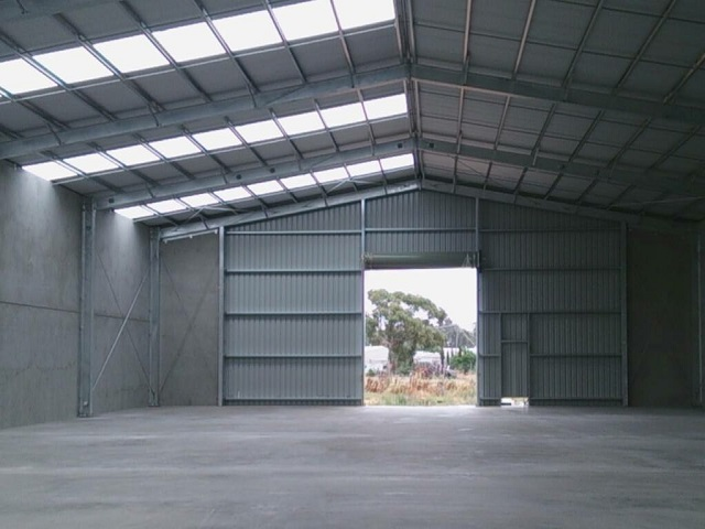 Specially Designed Steel Structure Warehouse for Large Factories And Temporary Houses