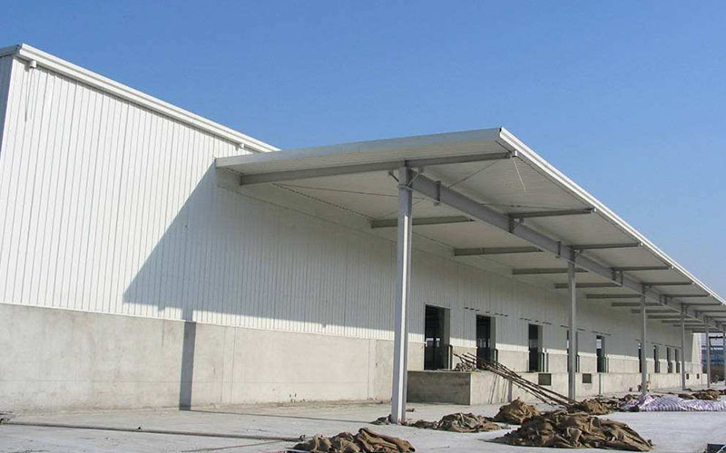 Several Main Features of Steel Structure Warehouse