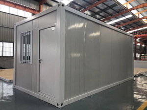 Economical And Practical Container House for Quick Installation of Prefabricated Houses in Office Buildings